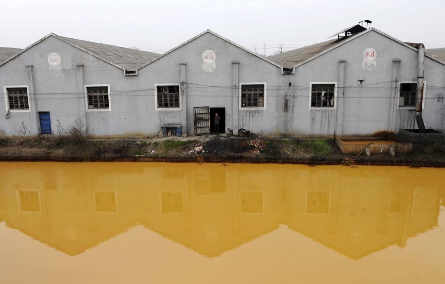 Foto Inquinamento Cina