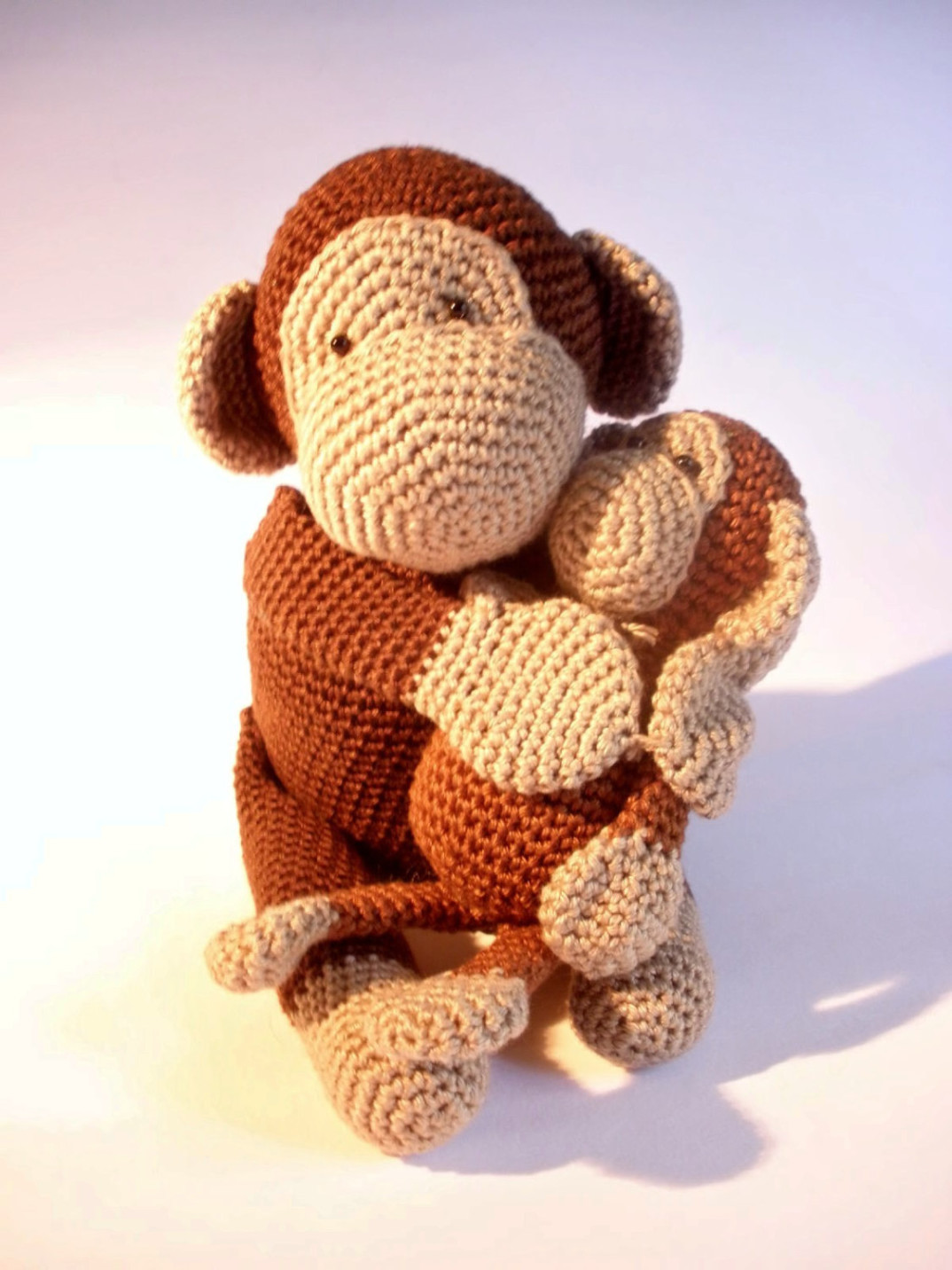 Giocattoli decorazioni uncinetto crochet pupazzi 02 keblog - Decorazioni uncinetto ...