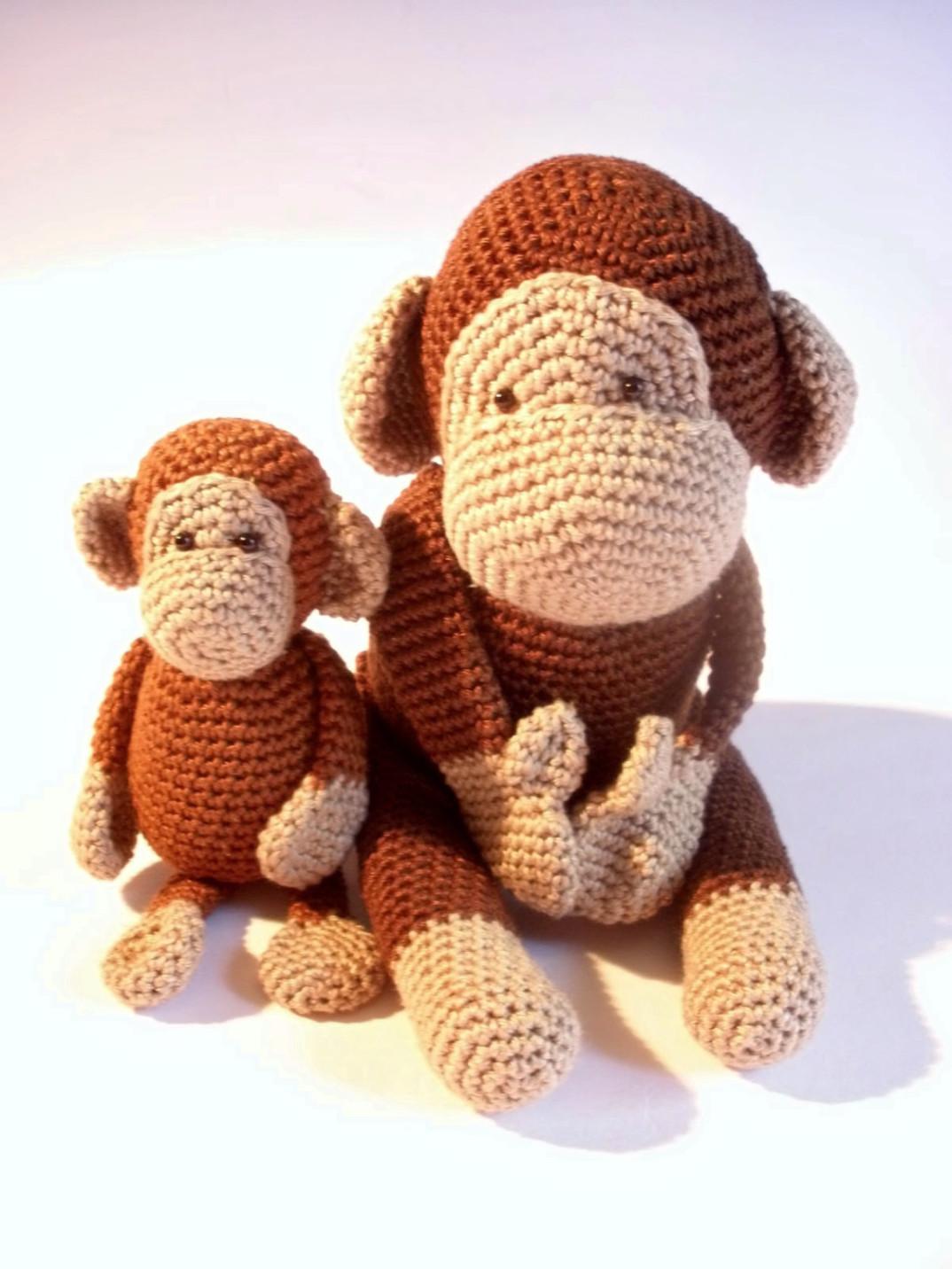 Giocattoli Decorazioni Uncinetto Crochet Pupazzi 03 Keblog