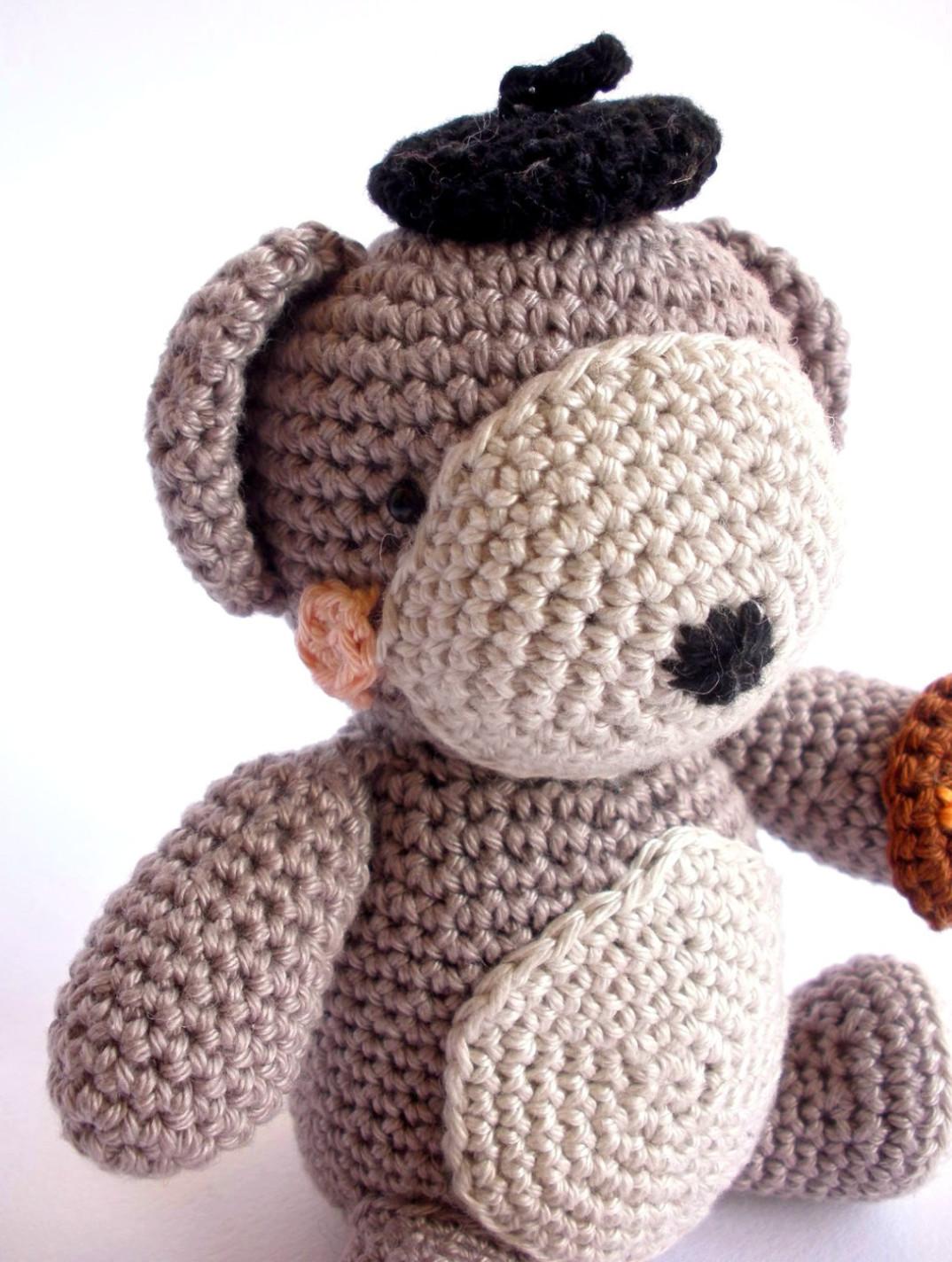 Giocattoli decorazioni uncinetto crochet pupazzi 06 keblog - Decorazioni uncinetto ...