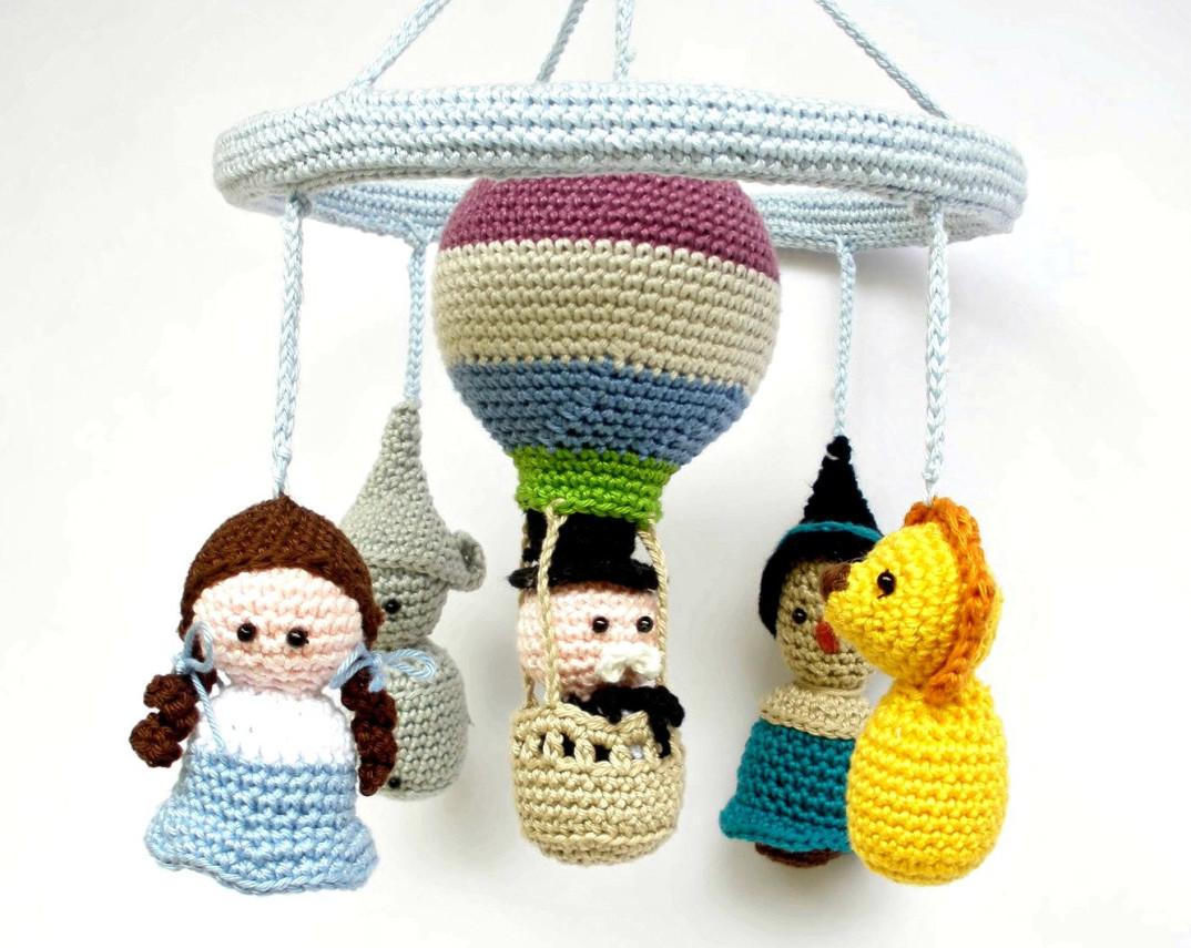 Giocattoli decorazioni uncinetto crochet pupazzi 10 keblog - Decorazioni uncinetto ...