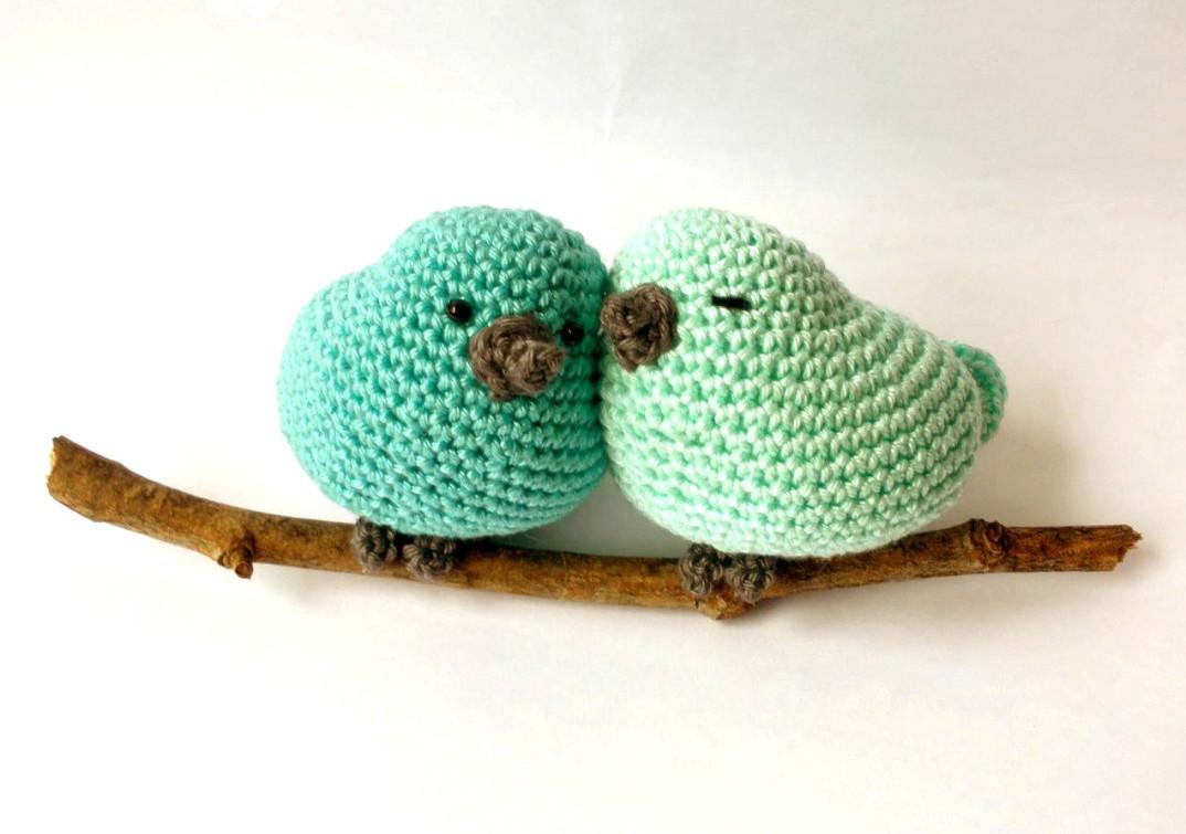 Giocattoli E Decorazioni Alluncinetto Di Crochet On A Tree Per