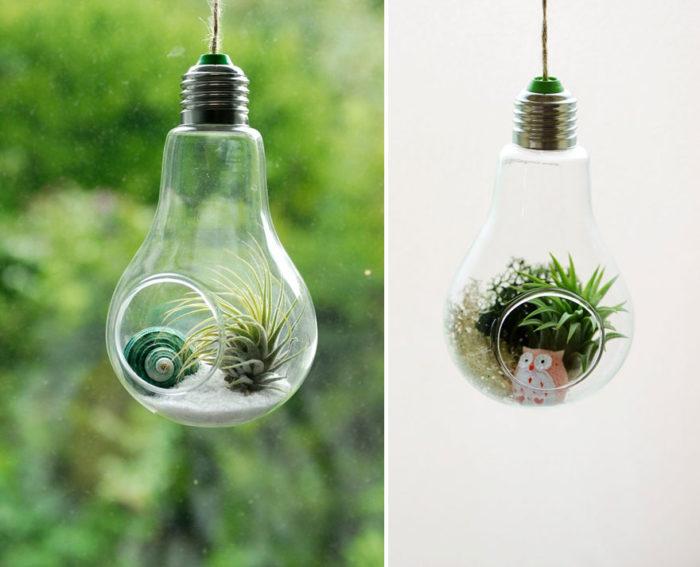 idee-creative-riciclare-riutilizzare-vecchie-lampadine-fai-da-te-22