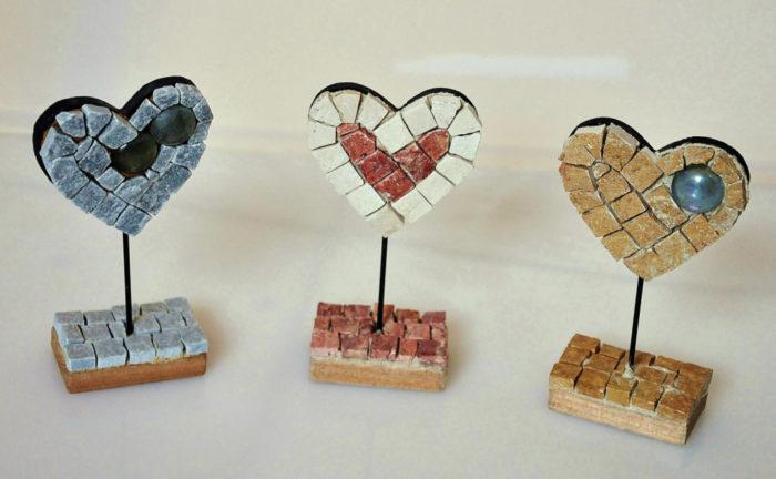 28 idee regalo per san valentino keblog - Portafoto con molletta ...