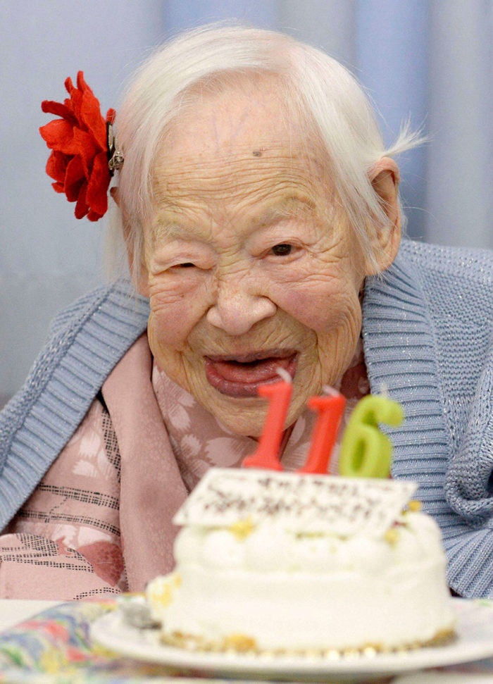 la-persona-più-vecchia-del-mondo-misao-okawa-3