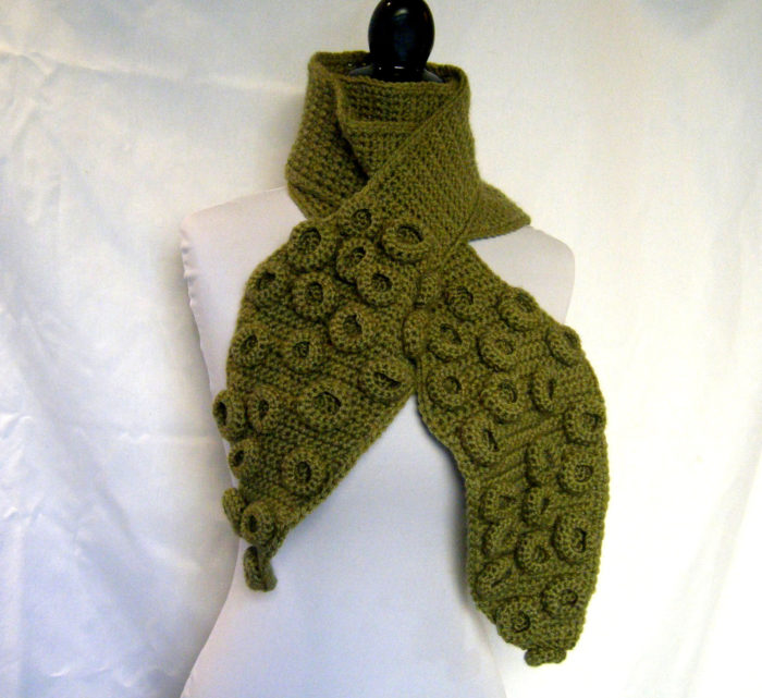 Sciarpe donna inverno creative