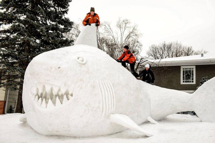 sculture-di-neve-giganti-fratelli-bartz-3