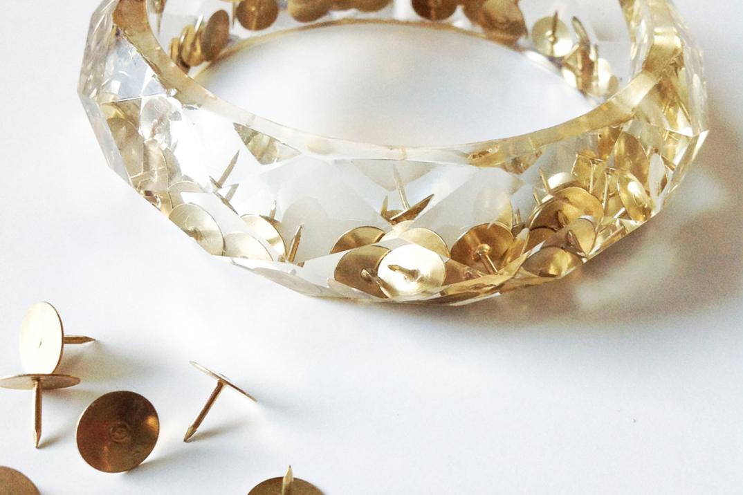 Amato Audacia, geometrie e resina nei gioielli unici di REDbold - KEBLOG CZ91