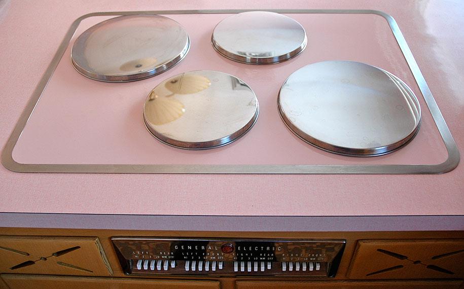 Questa cucina del 1956 non è stata toccata per 50 anni   keblog