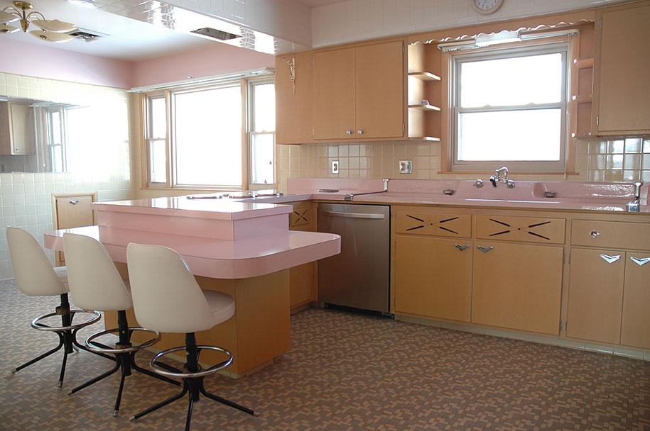 Questa cucina del 1956 non è stata toccata per 50 anni - KEBLOG