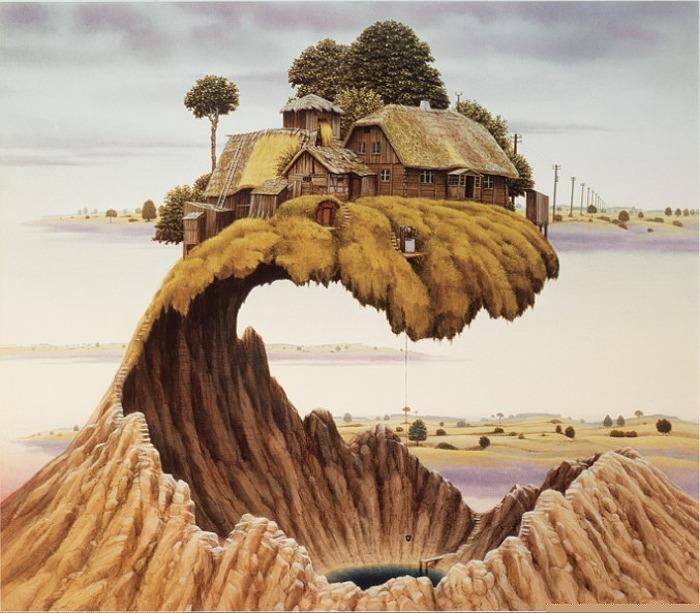 dipinti-surreali-arte-Jacek-Yerks-07