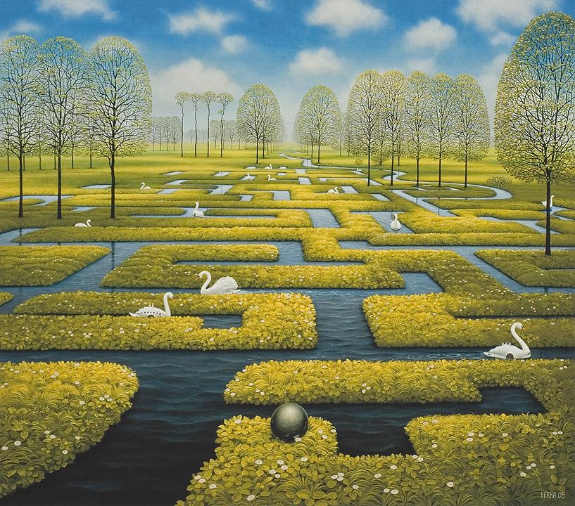 dipinti-surreali-arte-Jacek-Yerks-17