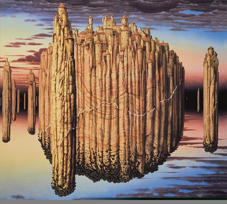 dipinti-surreali-arte-Jacek-Yerks-19