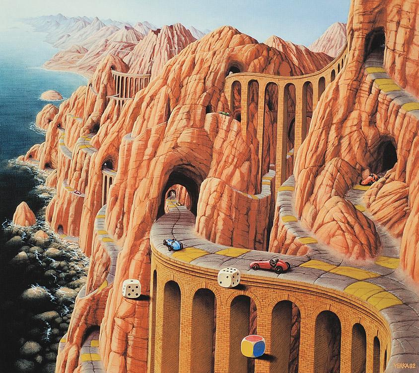 dipinti-surreali-arte-Jacek-Yerks-22
