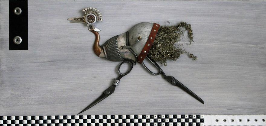 sculture-steampunk-parti-metallo-riciclato-Arturas-Tamasauskas-06
