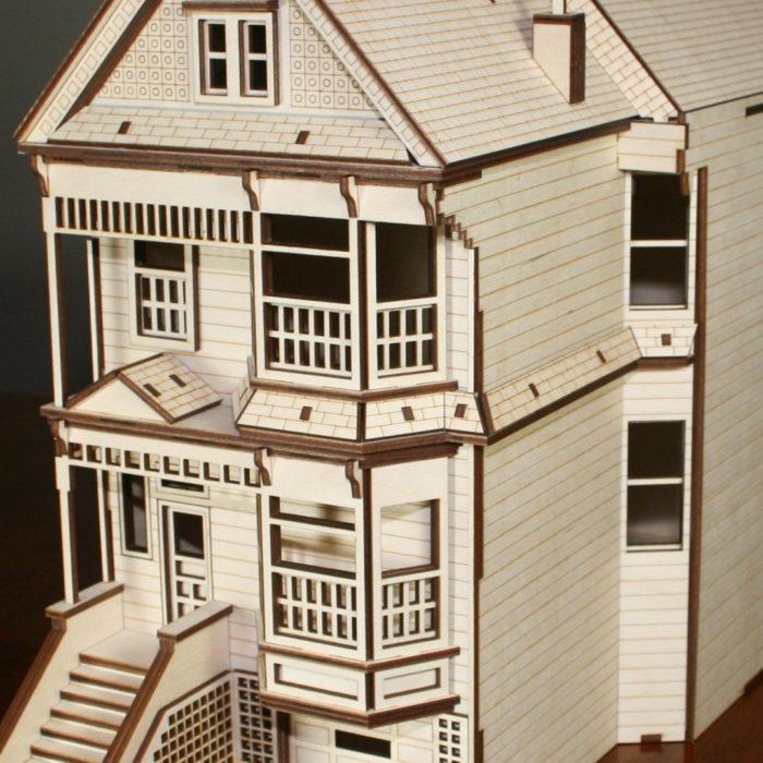La casa delle bambole a scuola con la centoxcento - 4 4