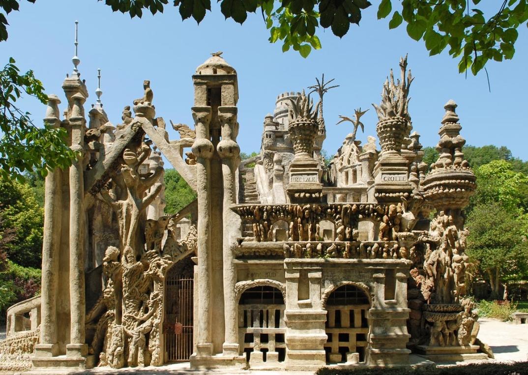 cattedrale-pietra-postino-Hauterives-francia-Ferdinand-Cheval-7
