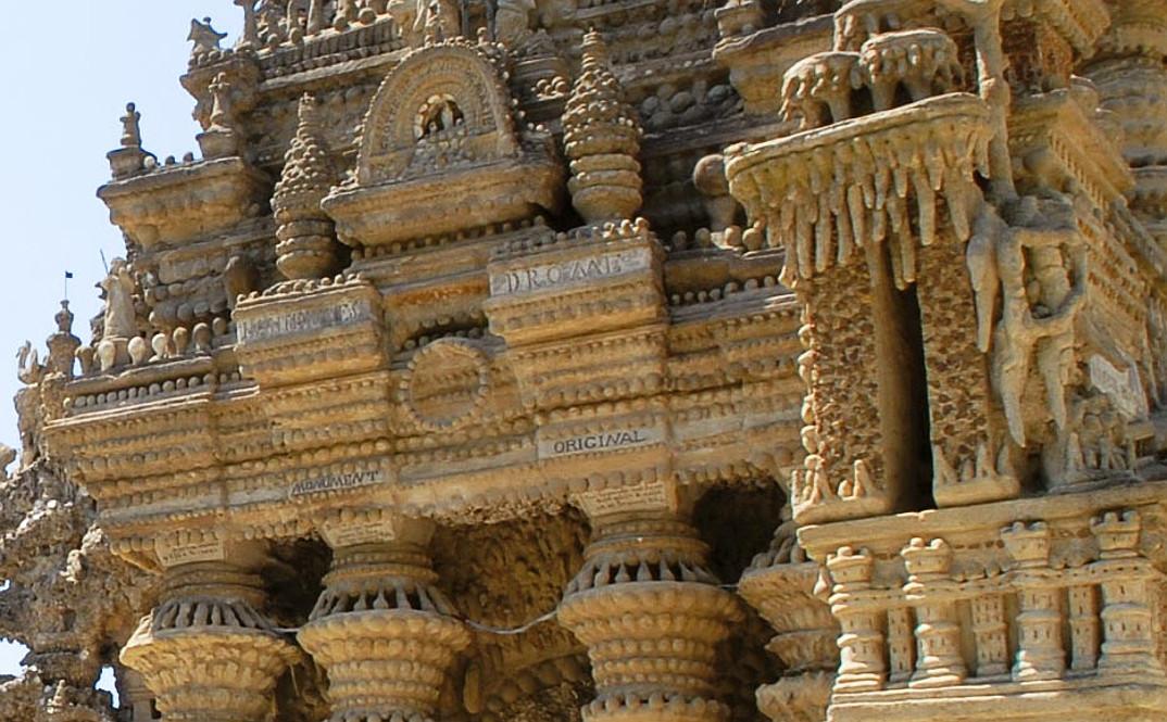 cattedrale-pietra-postino-Hauterives-francia-Ferdinand-Cheval