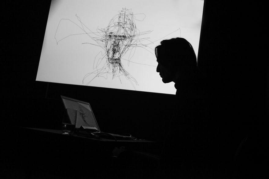 disegno-movimento-occhi-graham-fink-2