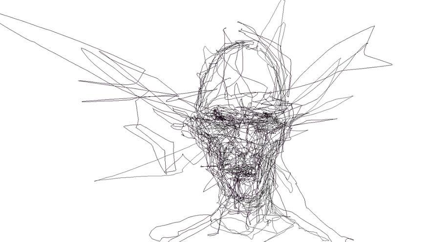 disegno-movimento-occhi-graham-fink-5