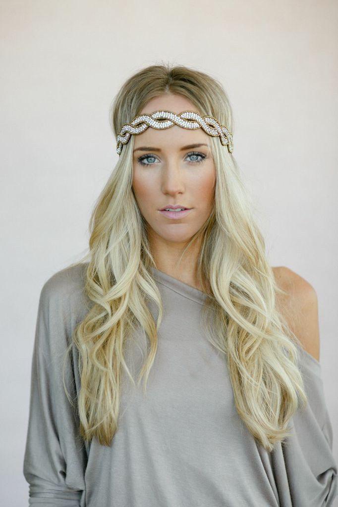 Fasce, turbanti e cerchietti per capelli, gli accessori ...
