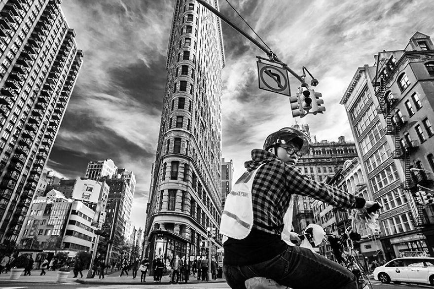 passeggiate in bianco e nero a new york keblog