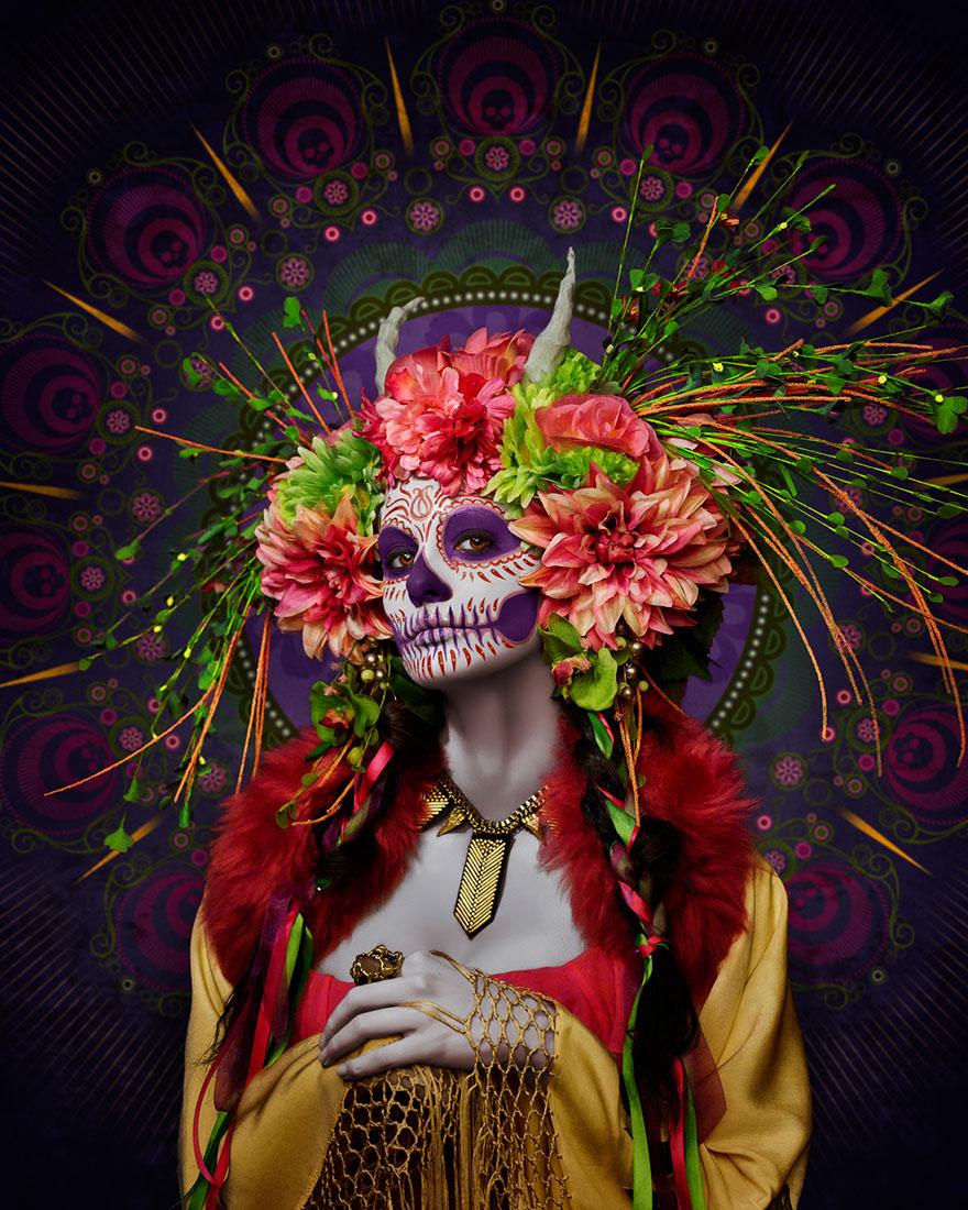fotografia-dia-de-los-muertos-giorno-dei-morti-aztechi-messico-1