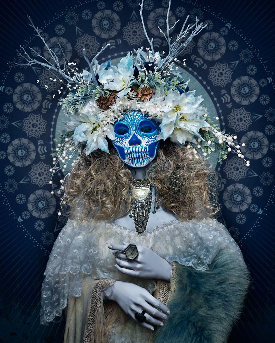 fotografia-dia-de-los-muertos-giorno-dei-morti-aztechi-messico-4