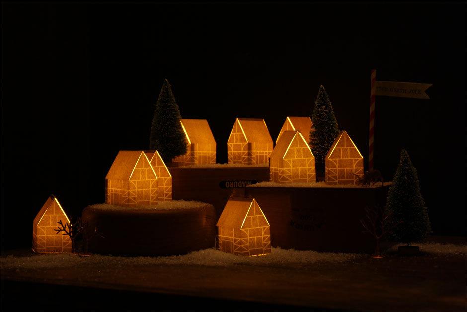 20 idee di lampade per illuminare la casa con luce soffusa for Lampade per casa
