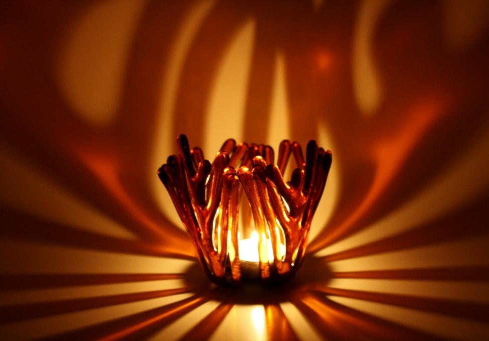 Illuminazione casa lampade abat jour lumi applique candele luce