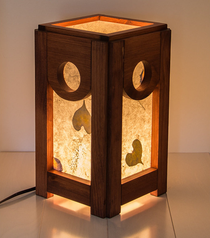 20 idee di lampade per illuminare la casa con luce soffusa - Casa abat jour ...