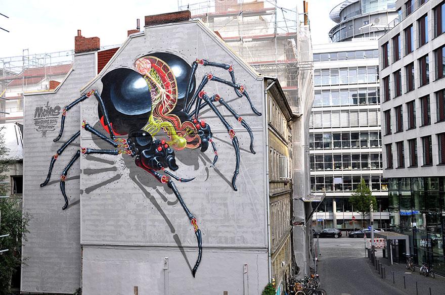 personaggi-cartoni-animali-sezionati-street-art-nychos-10