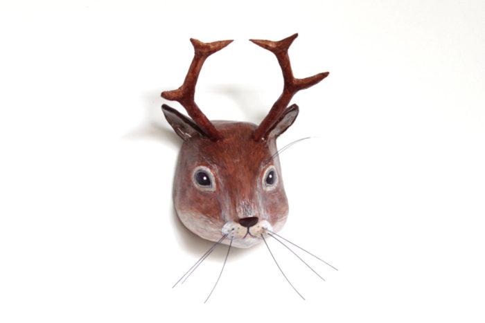 sculture-animali-carta-cartapesta-cane-gatto-Macheanimal-11