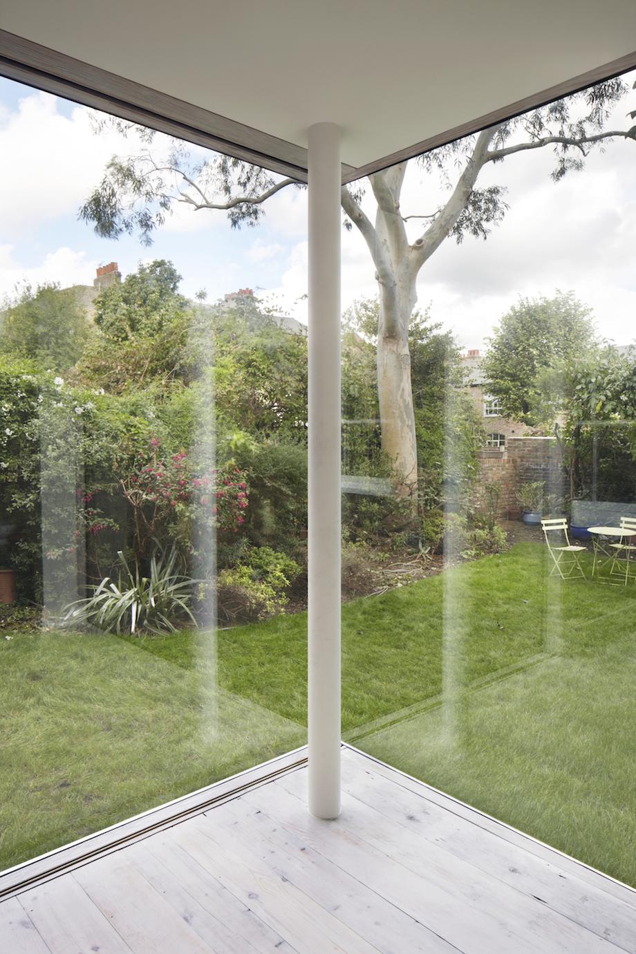 Questa estensione trasforma un 39 antica casa londinese in for Casa vittoriana in mattoni