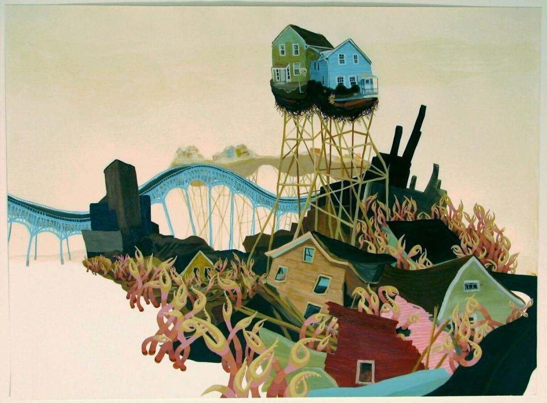 dipinti-arte-caos-urbano-città-amy-casey-09
