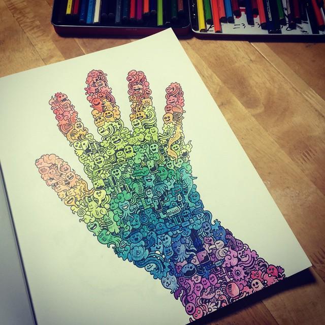 doodle-invasion-libro-da-colorare-per-adulti-kerby-rosanes-05