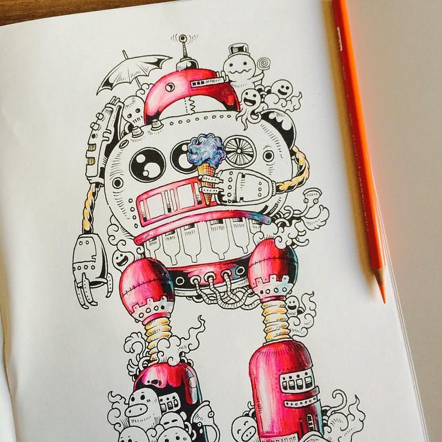 doodle-invasion-libro-da-colorare-per-adulti-kerby-rosanes-08