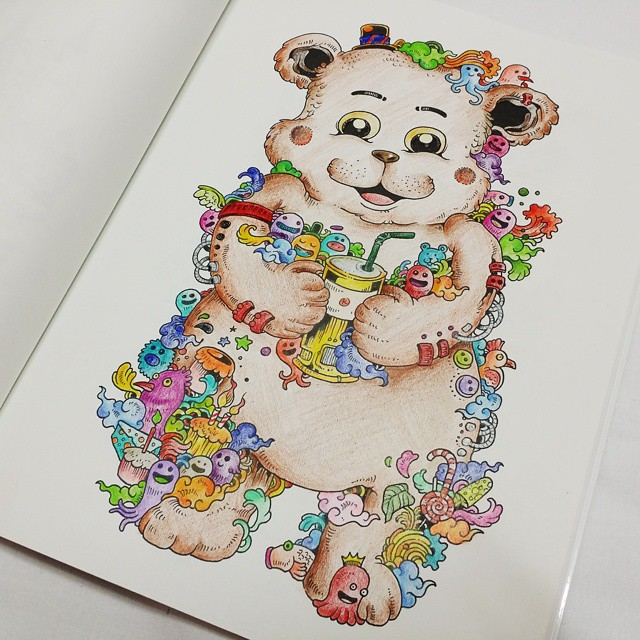 doodle-invasion-libro-da-colorare-per-adulti-kerby-rosanes-13