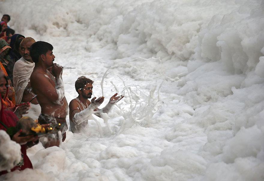 Foto Inquinamento Problemi Ambientali