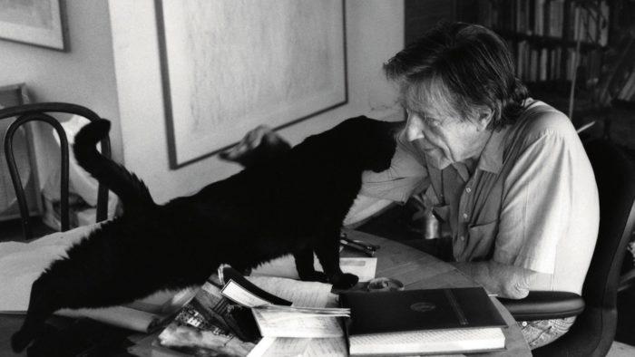 John Cage Ed Il Suo Gatto