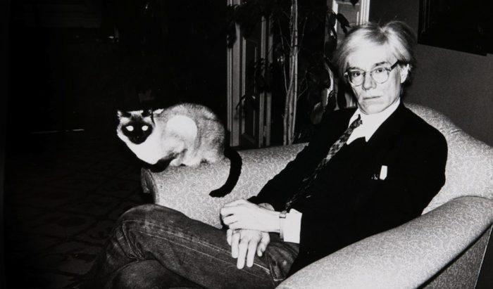 Andy Warhol Ed Il Suo Gatto