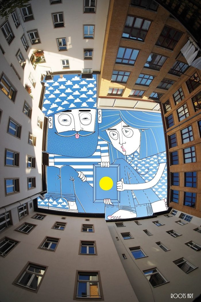 illustrazioni-artistiche-divertenti-cielo-palazzi-thomas-lamadieu-2