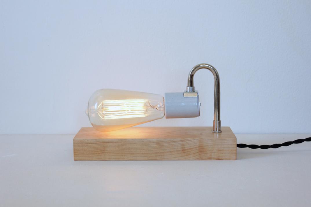 Lampade da tavolo applique lampadari illuminazione industrial ...