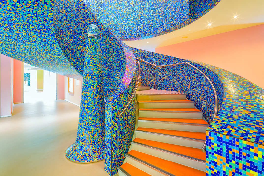 Museo groninger architettura design alessandro mendini 5 for Architettura design