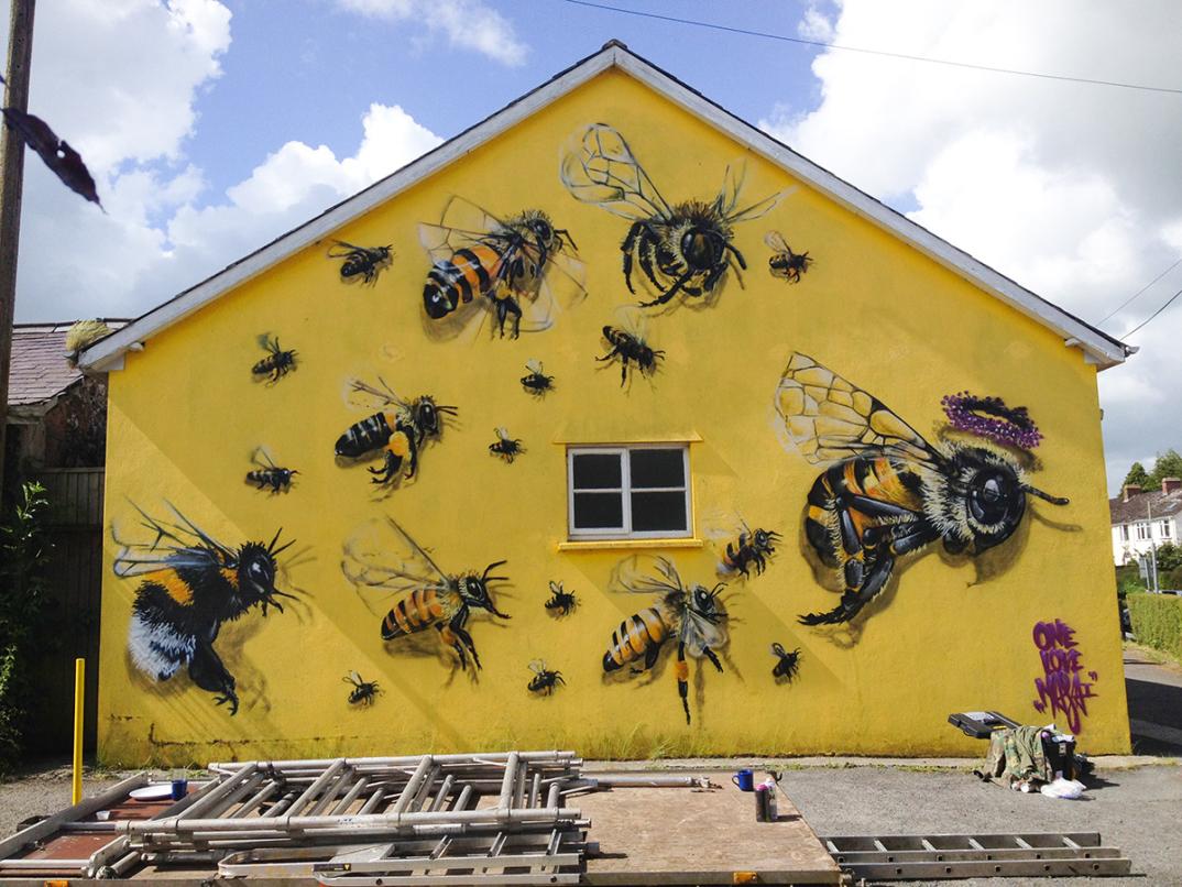 street-art-api-save-the-bees-Louis-Masai-Michel-01
