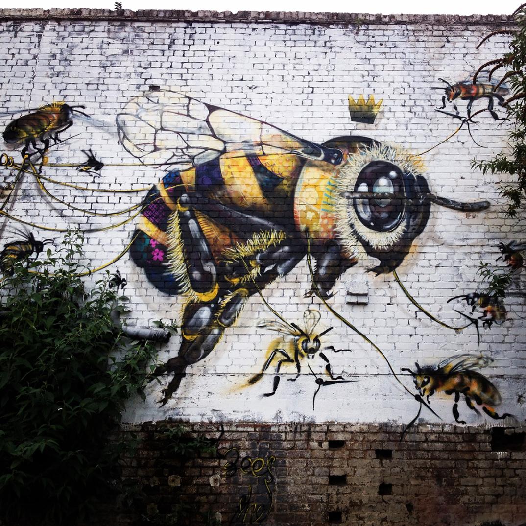 street-art-api-save-the-bees-Louis-Masai-Michel-04