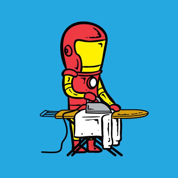 supereroi-lavoro-partime-divertenti-caricature-01