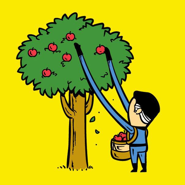 supereroi-lavoro-partime-divertenti-caricature-07