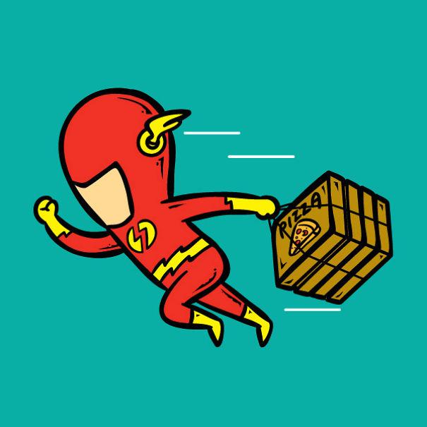 supereroi-lavoro-partime-divertenti-caricature-09