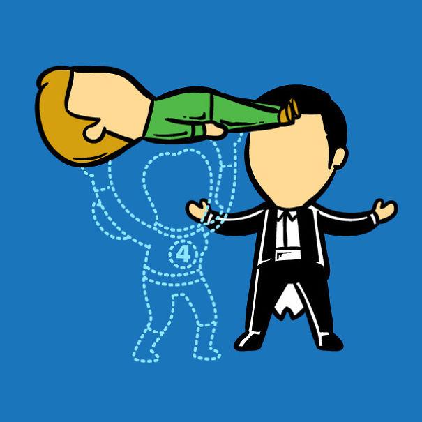 supereroi-lavoro-partime-divertenti-caricature-12